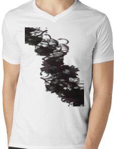 Swirling Mist Mens V-Neck T-Shirt