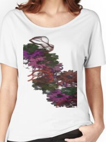 Soft Flowers Women's Relaxed Fit T-Shirt