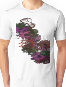 Soft Flowers Unisex T-Shirt