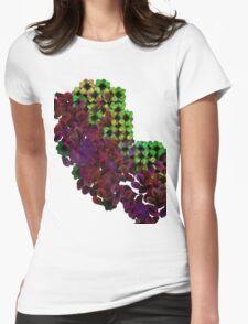 Garden Womens Fitted T-Shirt