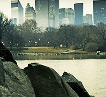 Central Park by sulee
