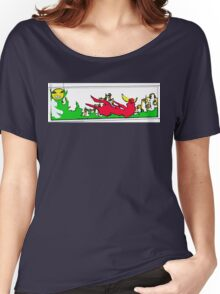 capped creature Women's Relaxed Fit T-Shirt