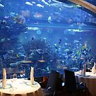Underwater Dinning - Burj Al Arab by Francisco Vasconcellos