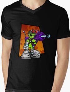 Vinco Terra Mens V-Neck T-Shirt