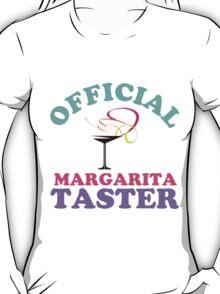 official margarita taster T-Shirt