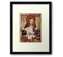 Divination Framed Print