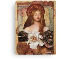 Divination Canvas Print