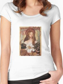 Divination Women's Fitted Scoop T-Shirt