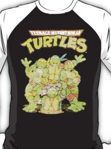 Retro Ninja Turtles T-Shirt