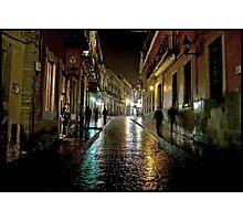 Calle Sopena Photographic Print