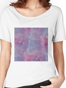 GALACTIC WONDER Women's Relaxed Fit T-Shirt