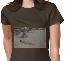 MY Place in the SUN Womens Fitted T-Shirt