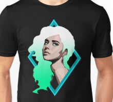 The Pretty Portrait Unisex T-Shirt