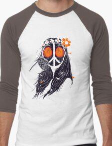 WAR & PEACE 2015 Men's Baseball ¾ T-Shirt