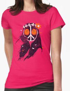 WAR & PEACE 2015 Womens Fitted T-Shirt
