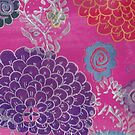 Floral Detail by Bec Schopen