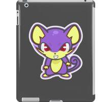 Rattata iPad Case/Skin