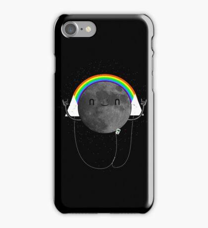 Dark Side of the Moon Parody #473827481 iPhone Case/Skin