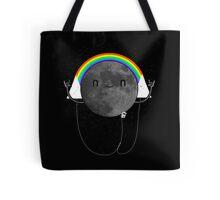 Dark Side of the Moon Parody #473827481 Tote Bag