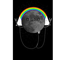 Dark Side of the Moon Parody #473827481 Photographic Print
