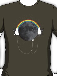 Dark Side of the Moon Parody #473827481 T-Shirt