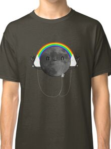Dark Side of the Moon Parody #473827481 Classic T-Shirt