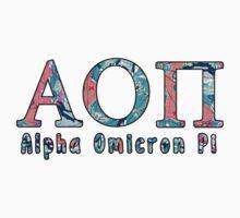 Alpha Omicorn Pi by Sophiarez
