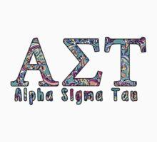 Alpha Sigma Tau by Sophiarez