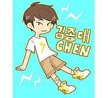 Chen - chibi Photographic Print