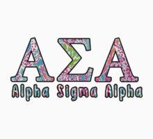 Alpha Sigma Alpha by Sophiarez