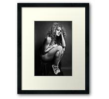 Sydney Jo Jackson Framed Print
