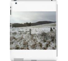 Snow 2 iPad Case/Skin