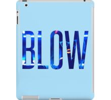 """Blow"" from Beyoncé iPad Case/Skin"