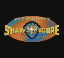 Shaw Brothers by superiorgraphix