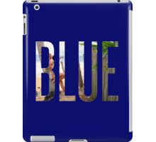 """Blue"" from Beyoncé iPad Case/Skin"