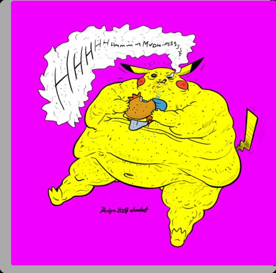 Pokemong  by atombat