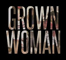 """""""Grown Woman"""" from Beyoncé by Zachary Williams"""