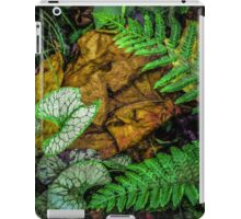 Fern in the Wood iPad Case/Skin