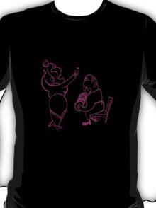 Caloo Calay! Hooray! T-Shirt