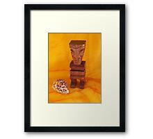 Tahitian still life... Framed Print