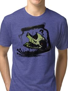 JAR OF ZOMBIE Tri-blend T-Shirt
