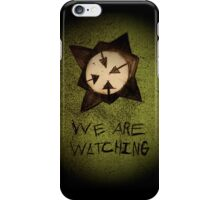 we are watching iPhone Case/Skin