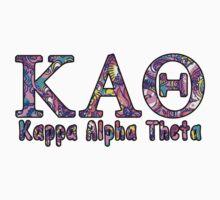 Kappa Alpha Theta by Sophiarez