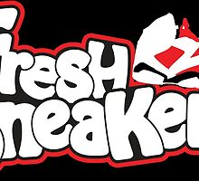 Fresh Sneakers by tee4daily