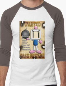 The Multibomber (Classic) Men's Baseball ¾ T-Shirt