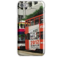 Hong Kong! iPhone Case/Skin