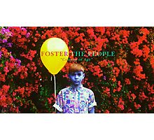 Foster The People Photographic Print