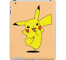 Pikachu - Pokemon iPad Case/Skin