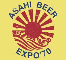 Asahi Beer Expo'70 Kids Tee