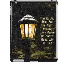 My Wish ~ For the New Year iPad Case/Skin